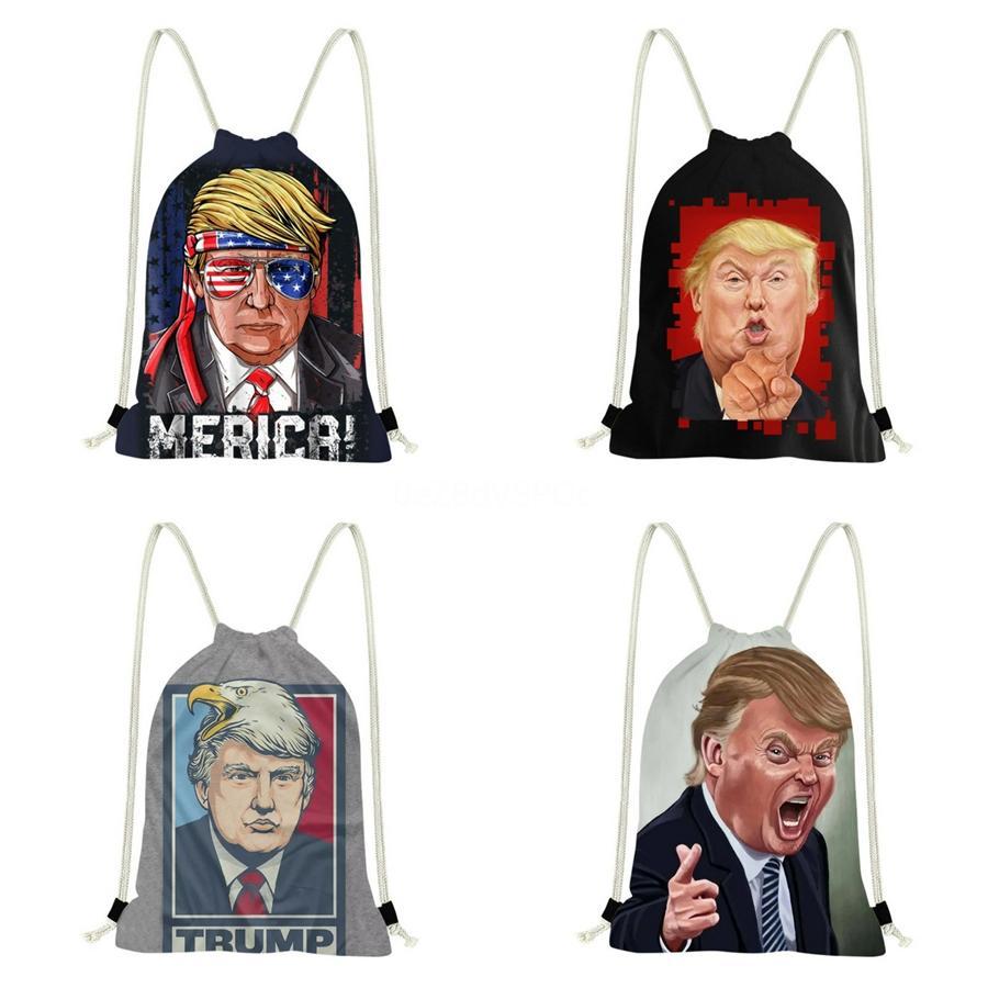 De calidad superior G Trump Mochila 2020 Bolsas de lujo Trump lujo Mochila Tienda bolso de los bolsos mochilas # 827