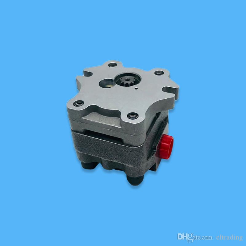 Пилот шестеренные Assy для главного гидравлического насоса Fit КОМ экскаватор PC30-7 PC35 PC40-7 PC45-7 PC50-7