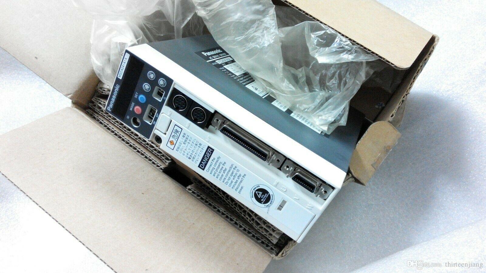 Оригинальный Panasonic сервопривод MSDA041A1A новый в коробке / используется в хорошем состоянии тест Ok бесплатная ускоренная доставка