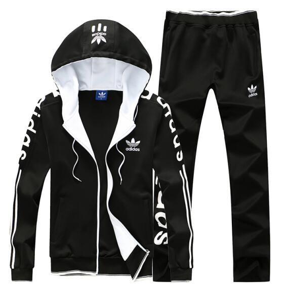 Chándales para hombre Ropa deportiva Trajes de jogging para hombres Sudaderas con capucha Suéter Primavera Otoño Ropa deportiva unisex informal Ropa Ropa