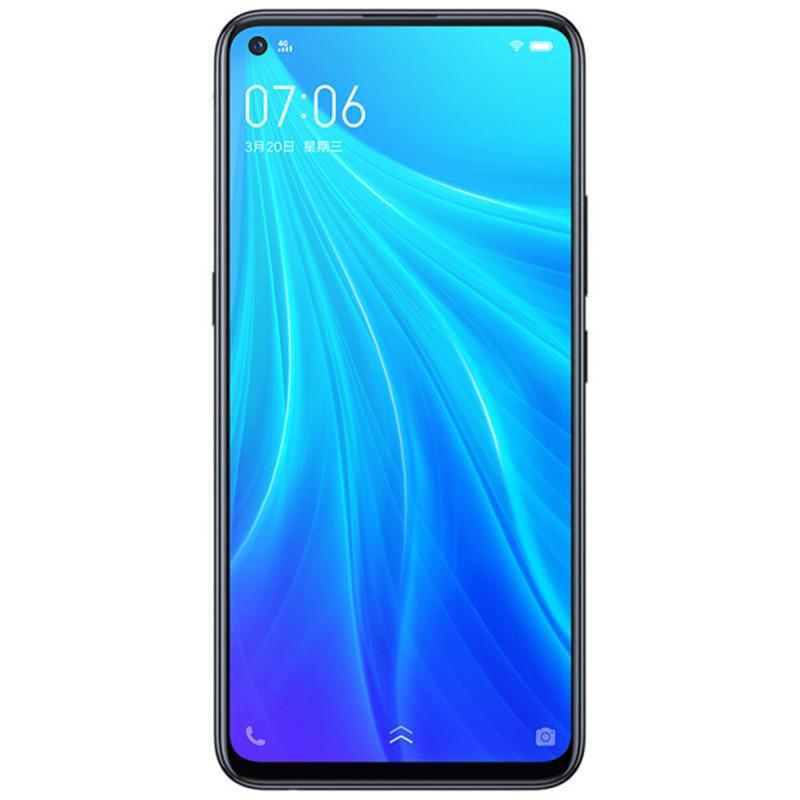 Original Vivo Z5x 4G LTE Cell Phone 4GB RAM 64GB ROM Snapdragon 710 Octa Core Android 6.53 inch Full Screen 16MP Fingerprint ID Mobile Phone