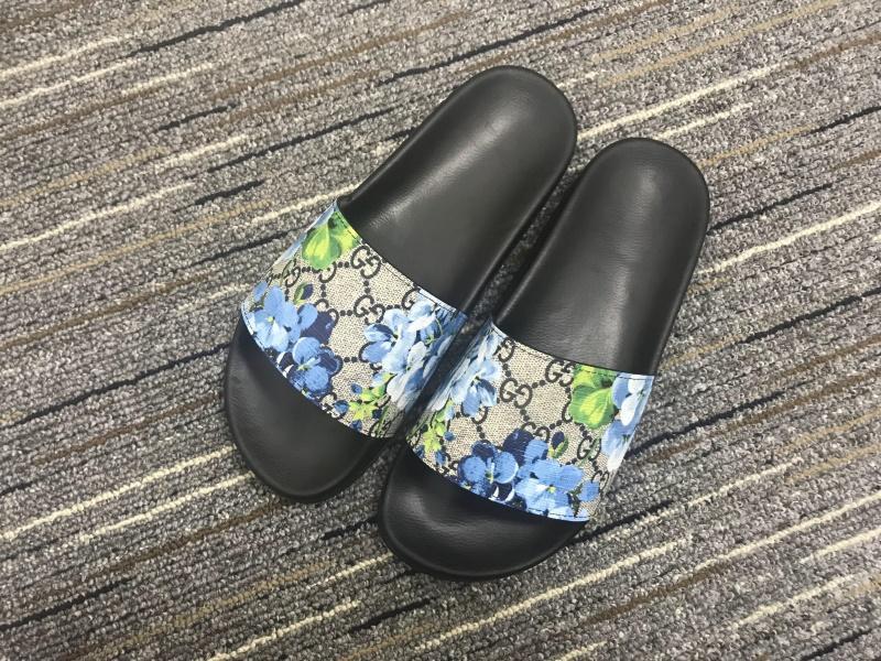 fashioninshoes floreali uomini cc broccato di lusso nuova diapositiva Designer pistone del sandalo delle donne Flip Flops gz estivo a righe Beach causale pantofola 35-45