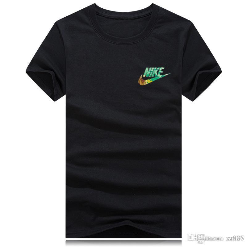 Sommer-Junge-T-Shirt aus Baumwolle Männern und Frauen Markendesigner T-Shirt Hip-Hop-Graffiti-Liebhaber Kurzarm-T-Shirt plus Größe pullov