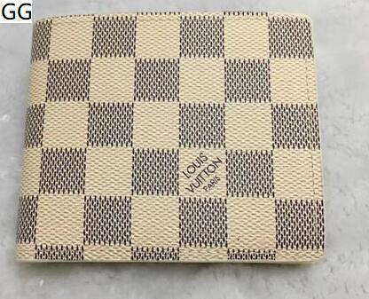 ZZ1 envío 2020 cartera de cuero genuino bolsillo para los hombres casual Tarjeta de corto masculino monedero de la manera libre de las carpetas para los hombres sin caja E4AW