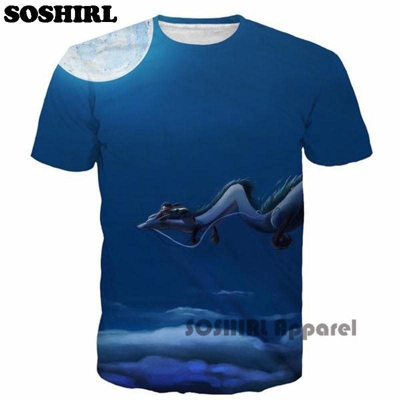 Cartoon T Shirt Fashion 3d T Shirt Unisex's Summer Tops Mens Summer Clothing Short Sleeve Clothes for Men Fitness Plus Size XXS-5XL
