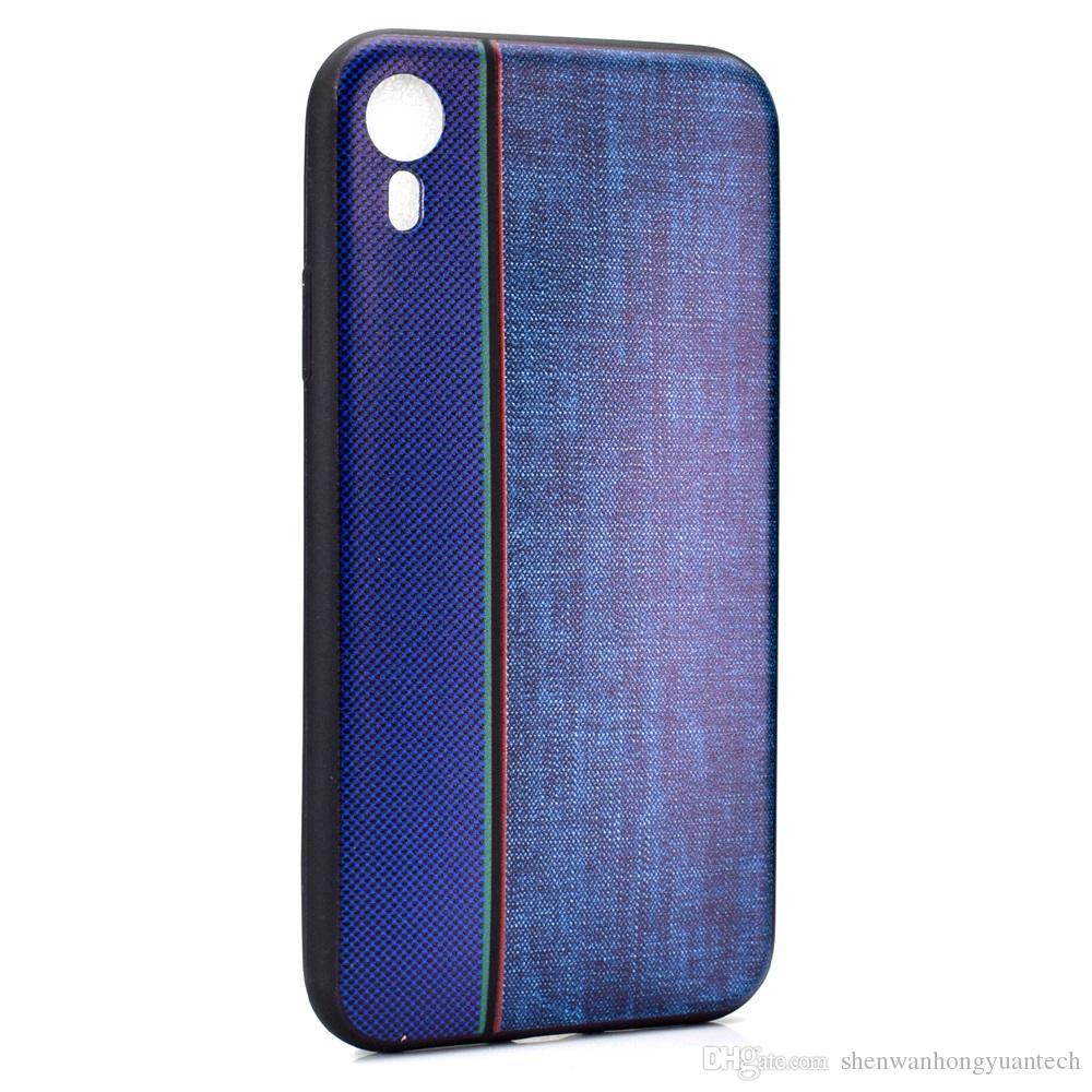 per iphone case La migliore 2019, bella tpu adatta al silicone per iphone6 7 8 s Plus 4,7 5,5 xs max XR
