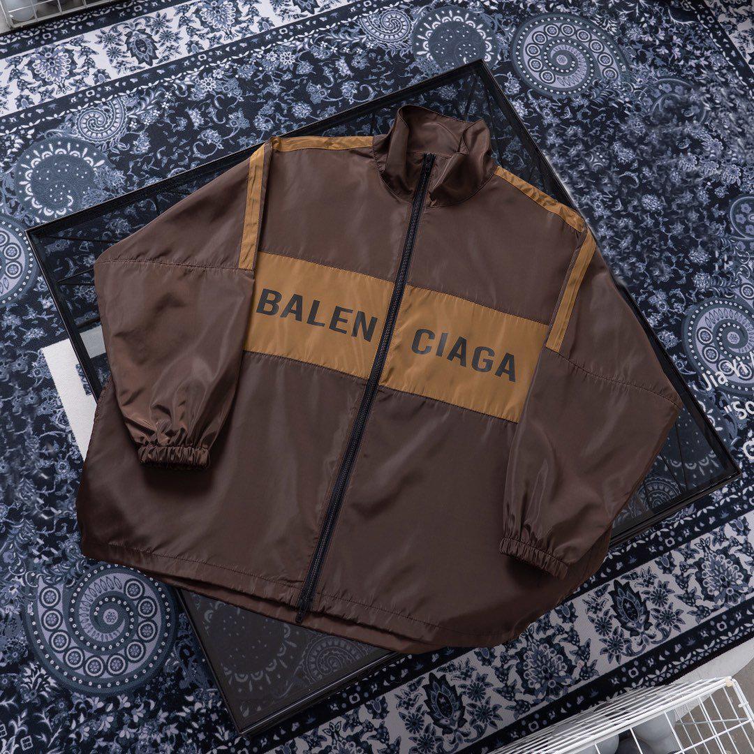2020 고품질 Bga 재킷 망 브랜드 지퍼 윈드 브레이커 디자이너 럭셔리 재킷 스웨터 망 럭셔리 트렌치 코트 스트리트웨어 2042202H