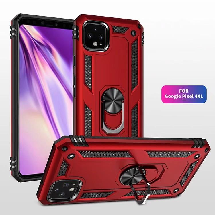 Military Shockproof Phone Case For Googel Pixel 5xl 5 4a 4 4xl Tough Armor Protective shell For Alcatel 3V 2019