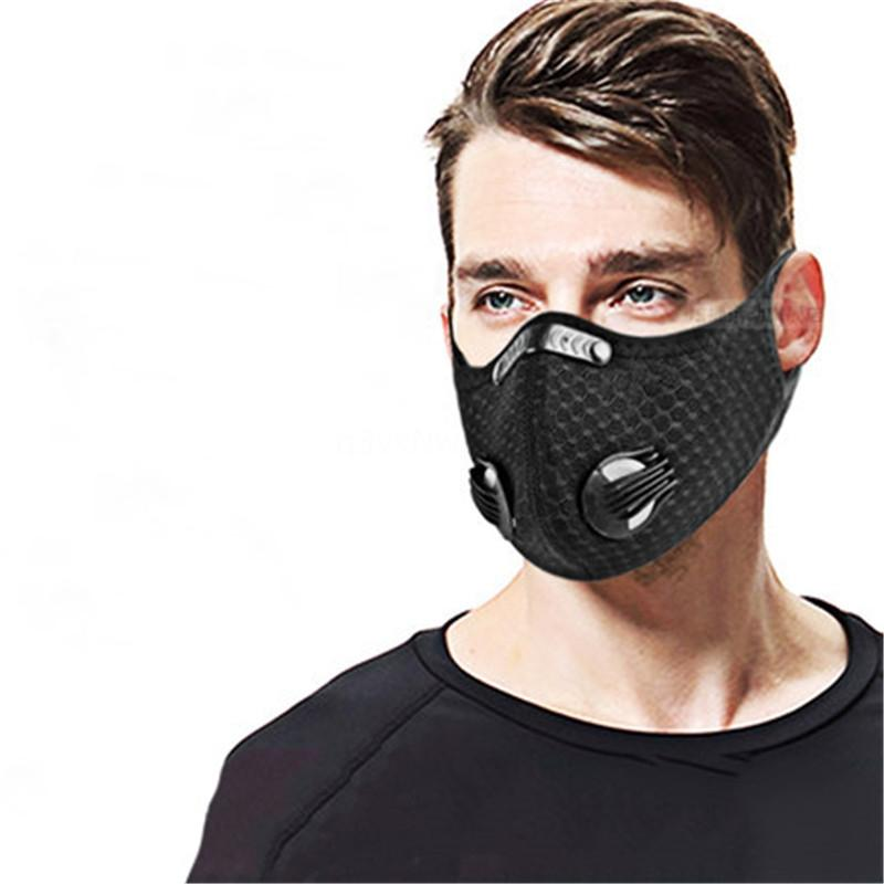7T4F Pm2.5 Non-Woven Haze Mask For Man And Woman Mask #QA514