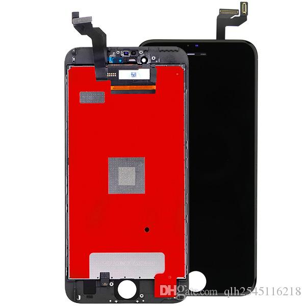 LCD Display Grade A OEM quality Cold Press technology For Apple Iphone 6SP 6S+ 6S plus 6splus lcd Touch screen Assembly free DHL SHIP