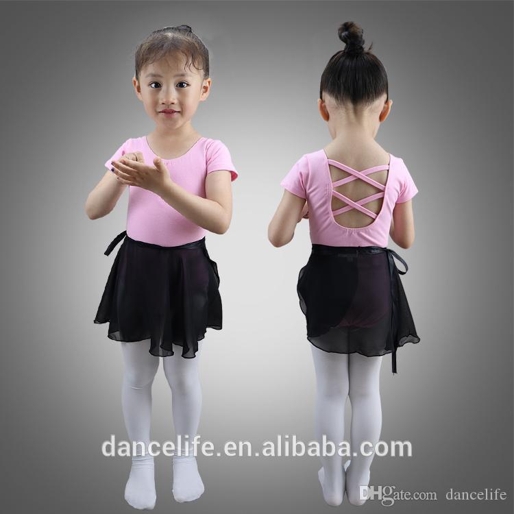 Hild Chiffion Wrap Falta C2314 Wholesale Ballet Faldas de baile