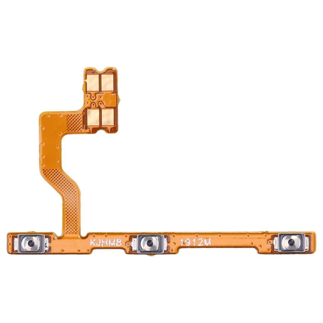 Power-Knopf-Volumen-Knopf-Flexkabel für Xiaomi Redmi 8