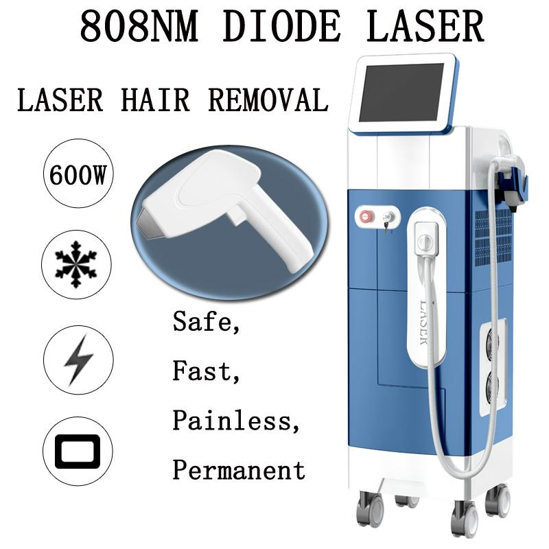 Home Permanent Hair Removal 808 Laser Hair Removal Equipment 808nm
