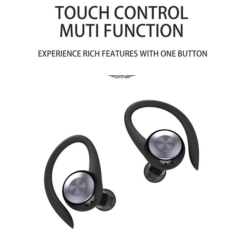 A10 Tws Wireless Bluetooth Sport Headphone Ear Hook Headsets Earbuds Vs Tour 3 Power Pro For Iphone X 11 Huawei Factory Price Wholesale Earbuds Cell Phone Bluetooth Headset From Faone17 12 28 Dhgate Com