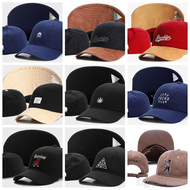 Cayler & Sons Brooklyn ZERO FUCKS GIVEN CHAMPIONS BKNY BERLIN camo Baseball Caps gorras bones men visor 6 panel strapback Snapback Hats