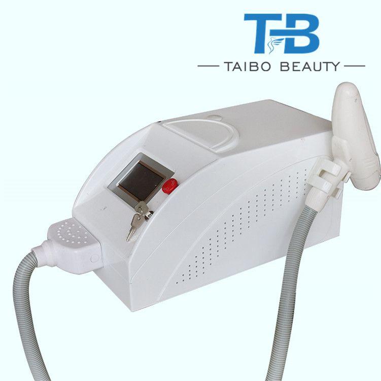 Macchina di rimozione del tatuaggio del laser di ND YAG del prezzo economico del fornitore della fabbrica della Cina in Europa ed in Asia mercato