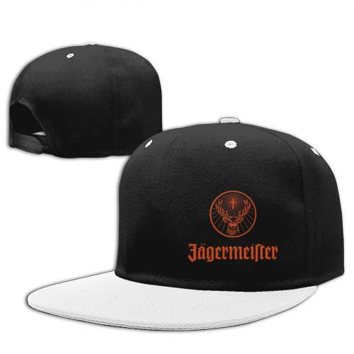 Jagermeister Logo Menswomens Комфортная Спорт бейсболке Cap Sport Cap для мужчин и женщин хип-хоп Hat