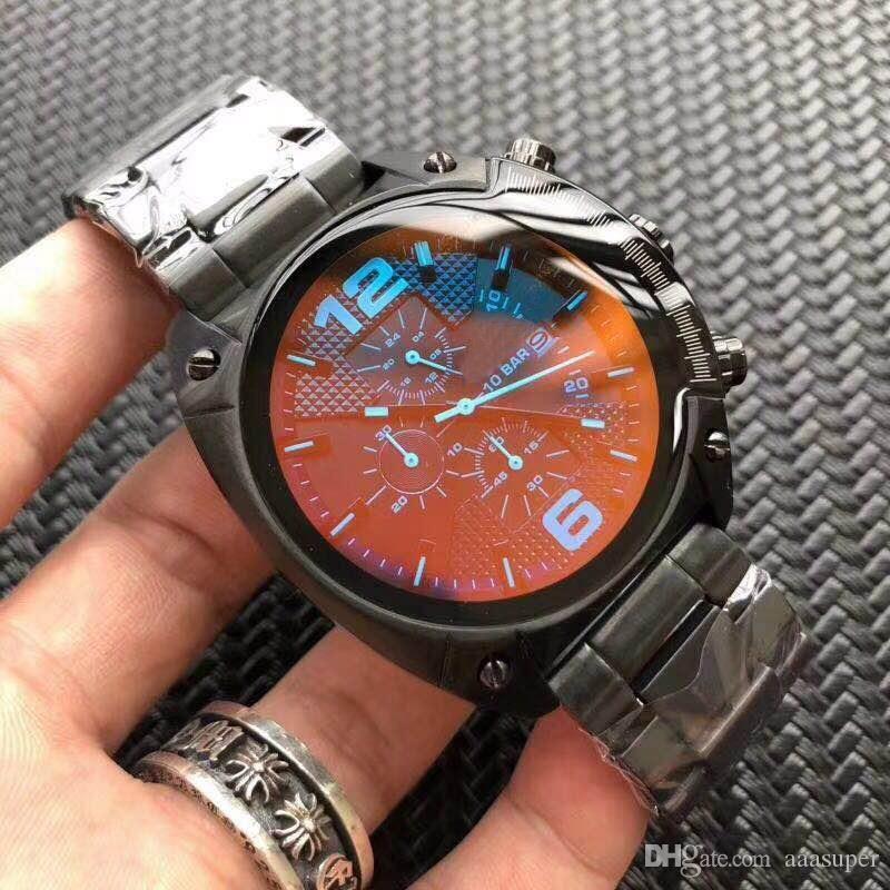 2020 NEW watches -DZ4203/DZ4412/DZ4342 Men Military sports watch chronograph watches with box