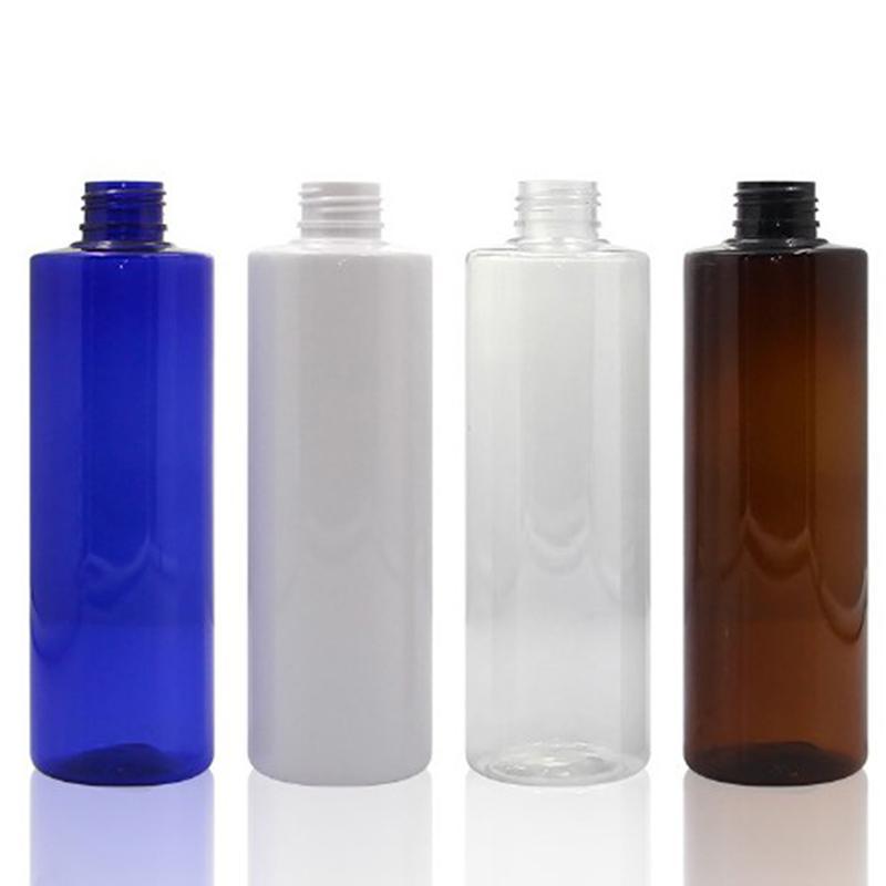 250 мл многоразового использования спрей бутылка ясно духи шампунь лосьон бутылки путешествия косметическая жидкость пресс насос спрей бутылки