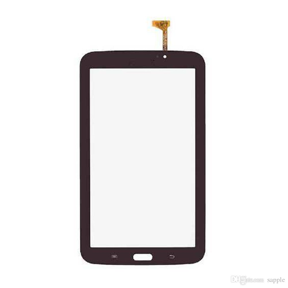 50Pcs Touch Screen Digitizer For Samsung Galaxy Tab 3 7.0 T210 T211 T217 T215 Replacement DHL Free