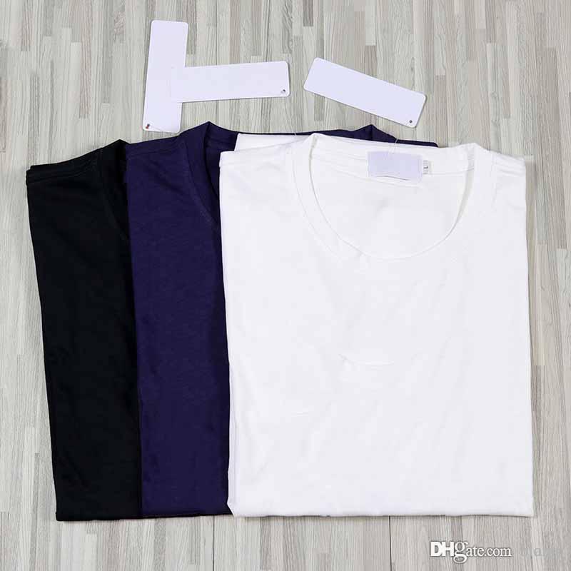 402 Code Art und Weise Baumwolle Männer O-Ansatz T-Shirt-beiläufiger Sport-bequeme Breathable Mann-Kleidungs-Designer Männer Tops High Quality