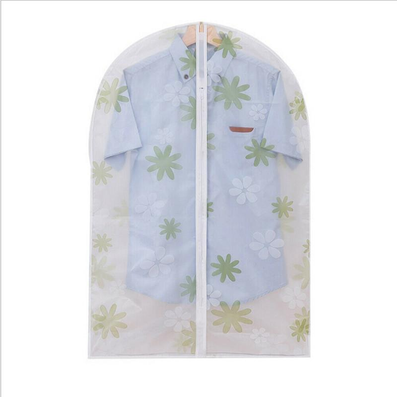 Taşıma Çantası Kapak Moda Suya Askı Koruyucu Sıcak Satış Seyahat Suit Elbise Ceket Konfeksiyon Saklama Poşetleri Yeni Çiçek Baskılı