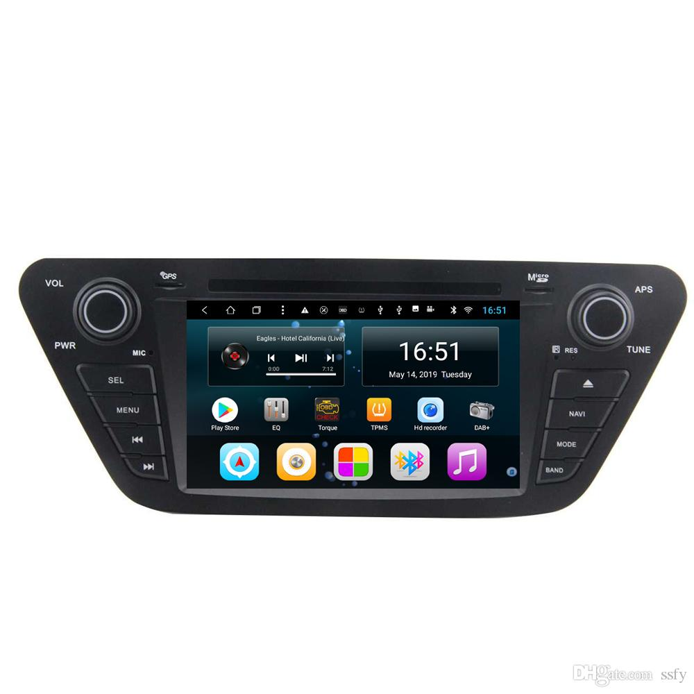 Android car radio with excellent bluetooth resolution HD 1024 * 600 multi-touch screen free map lossless music for Lifan X50 7inch