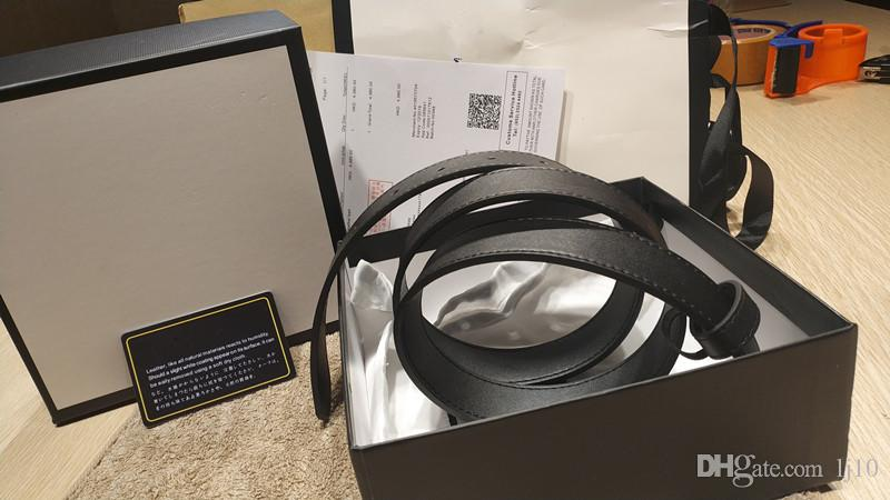 moda İyi Google tasarımcı kemer kutusu kemerleri erkek kadın yüksek kaliteli yeni erkek kemerleri lüks kemer ücretsiz gönderim ile hakiki deri kemer tokası