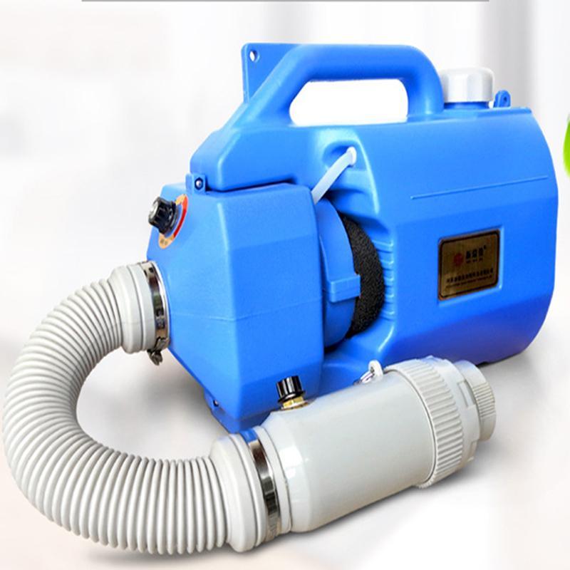 110V / 220V الكهربائية ULV الباردة رش البخاخ البعوض آلة تعفير الذكية فائقة منخفضة السعة رش آلة التطهير