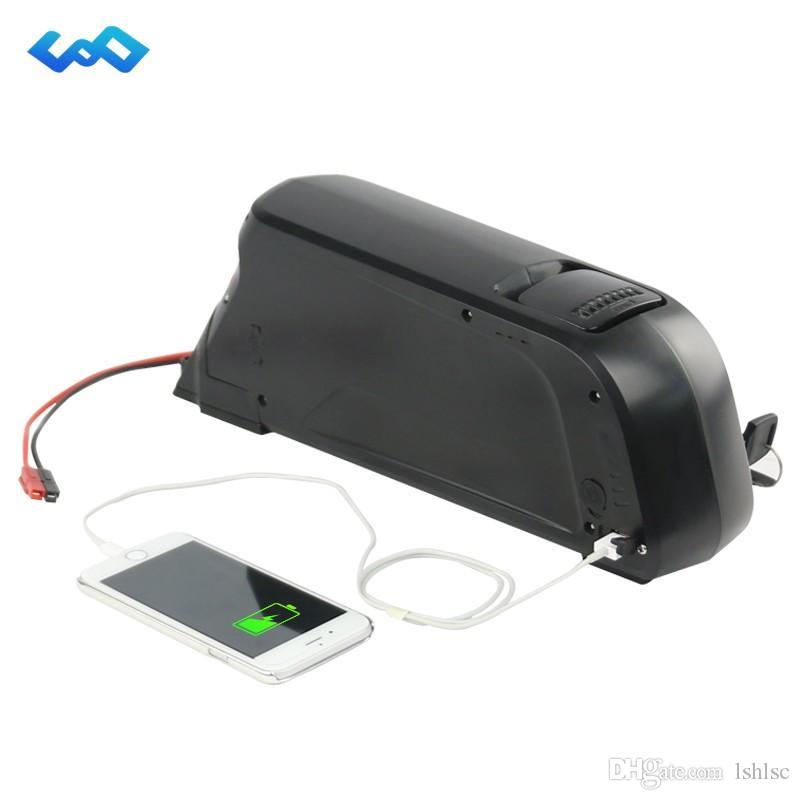Дельфин 48V 11.6 Ah вниз пробка E-велосипед батарея Samsung 48V Li ионный аккумулятор для 1000W электрический велосипед 8FUN мотор комплект