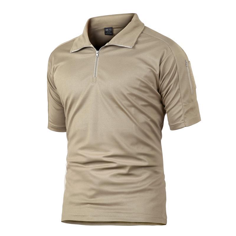 Archon tattico T-shirt manica corta camuffamento T-shirt Stretch Estate Outdoor Physical Training rapido respirabile T-shirt a secco