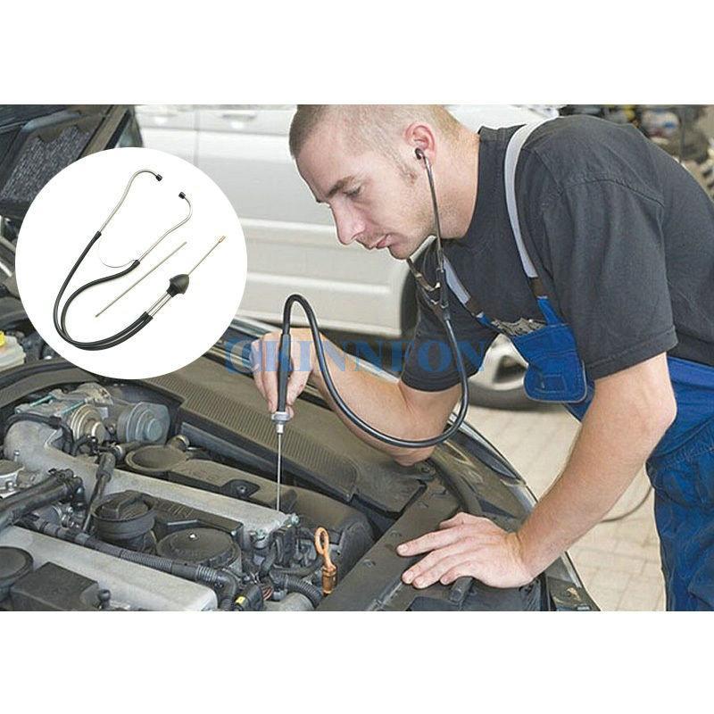 ميكانيكا DHL 100PCS المهنية السيارات السماعة محرك أداة تشخيص السيارات فان سوبر الحساسة أدوات تشخيص السيارات