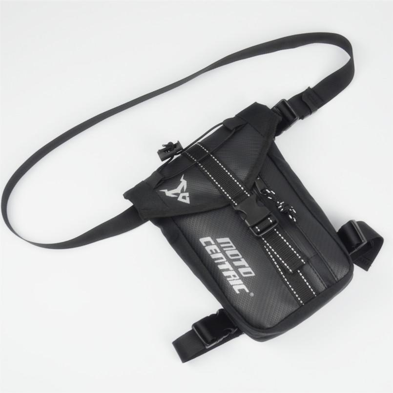 2018 New Motorcycle Oxford Leg Bag Drop Men Vintage Travel Hip Bum Fanny Pack Cell Phone Case Purse Belt Male Waist Bags