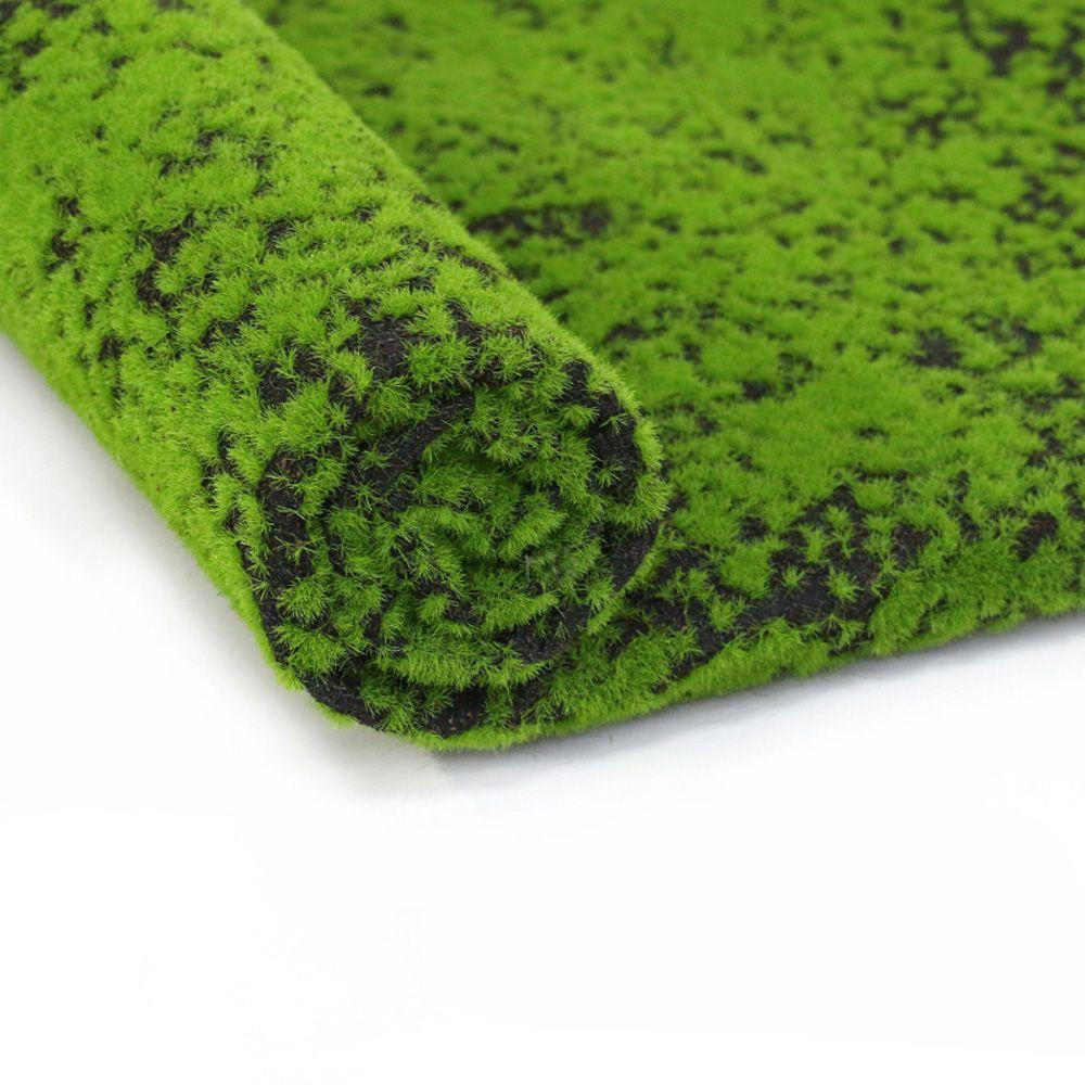 Lawn Decor Fake Moss Artificial Grass Micro Landscape Decor Simulation Grass