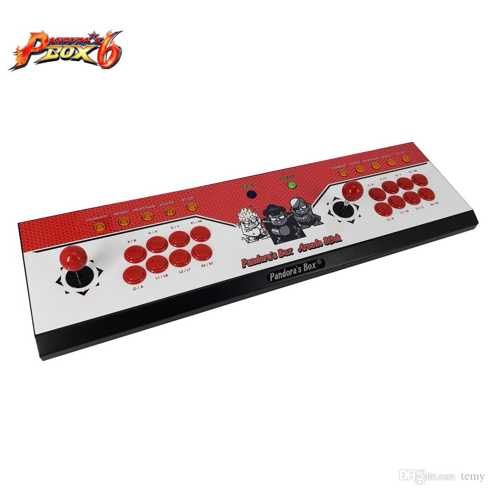 made in china Pandora's Box 6 for Arcade game joystick console