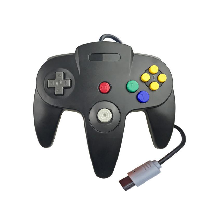 Gamepad Wired Controller Joypad für Gamecube Joystick Spiel Zubehör für Nintend N64 Für PC Computer-Controller