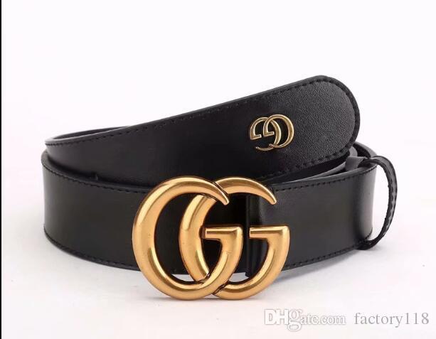 Конструкторы Ремни мужские Ремни бренда пояса Snake Luxury пояса кожа бизнес Ремни женщин Большой Золотой пряжкой