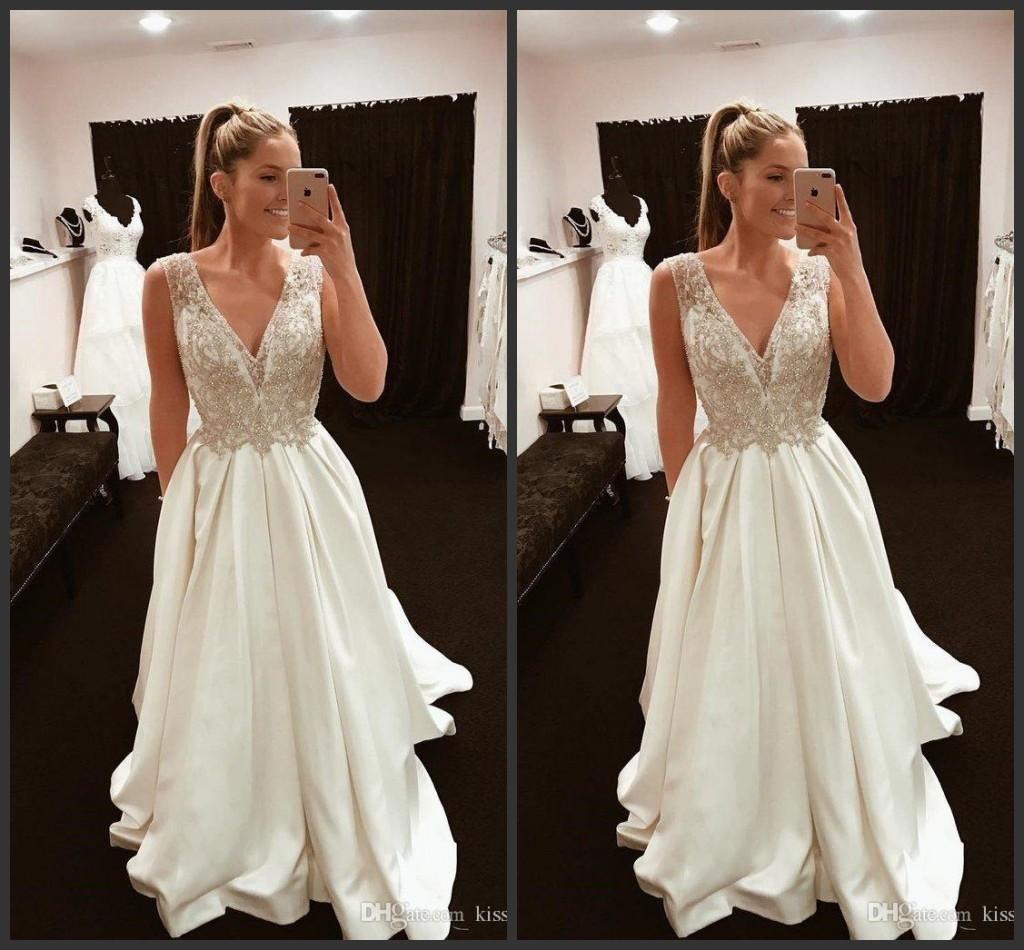 Crystal Bead Prom Dresses Deep V Neckline Cap Sleeve Long Formal Evening Gowns Cocktail Party Ball Dress Red Carpet Gown Vestido De Novia