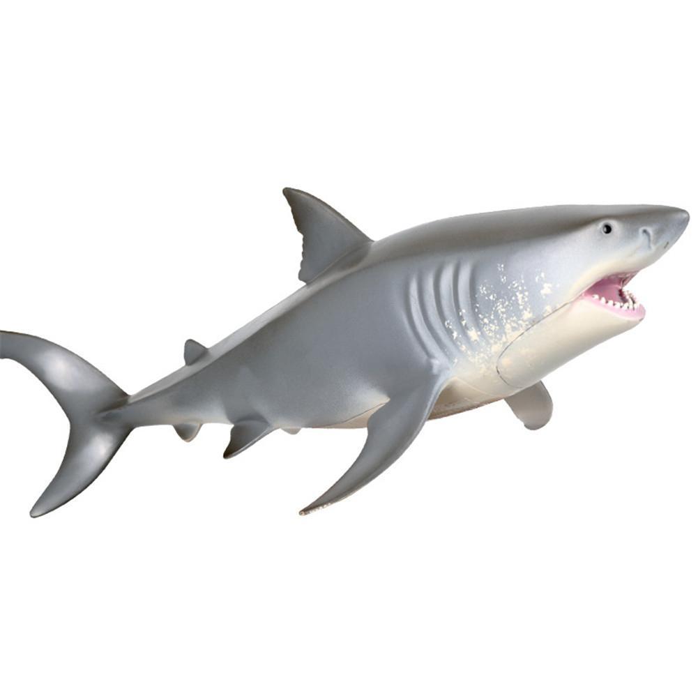 RCtown Kinder Simulieren Sea Shark Shape Modeling Spielzeug Startseite Tabletop Dekoration
