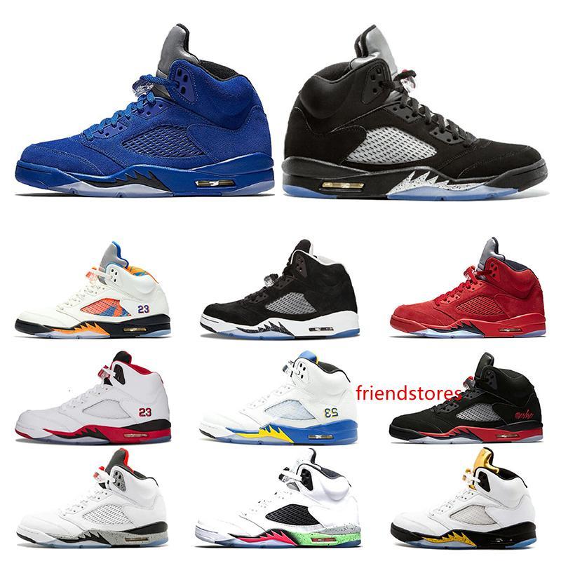 2019 Новый 5 5s международный полет баскетбольная обувь быки 12s выпускной вечер Конкорд 11s черный кот 13s свежий принц Мужские спортивные кроссовки 8-13