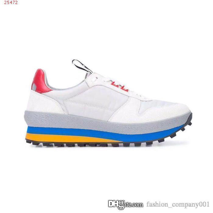 Hommes chaussures nouveau Casual mode respirant et confortable Couture couleur Designer surdimensionné Dernières hommes Designer Sneaker Chaussures de baskets hommes