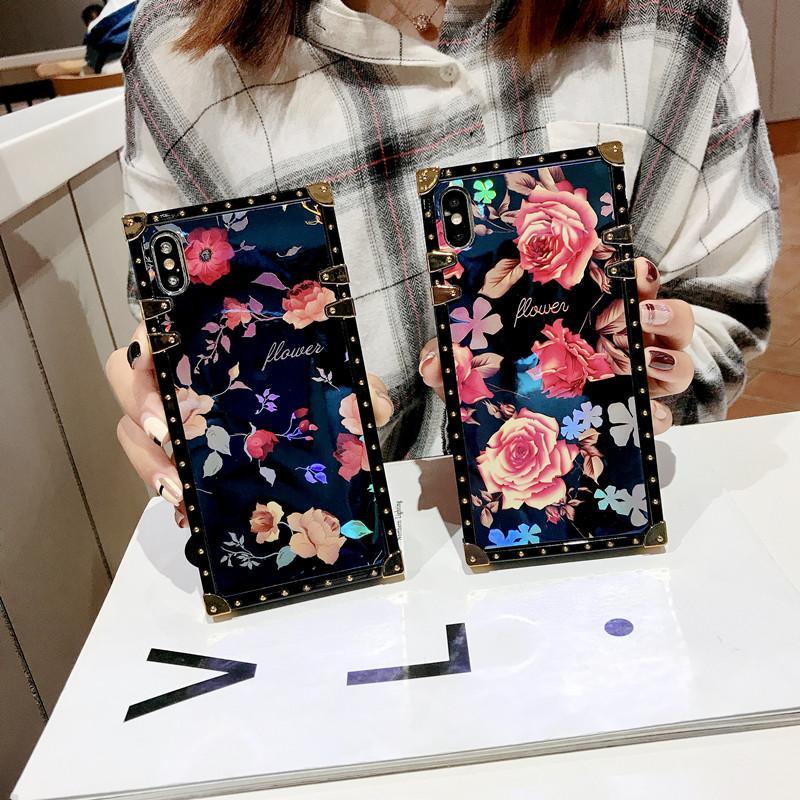 الحالات الجلدية الفاخرة ل iPhone 12 11 برو x xs ماكس xr 8 7plus الأزياء عرض مصمم الهاتف الغطاء الخلفي fornaxy S21 S20 S10 ملاحظة 20 10
