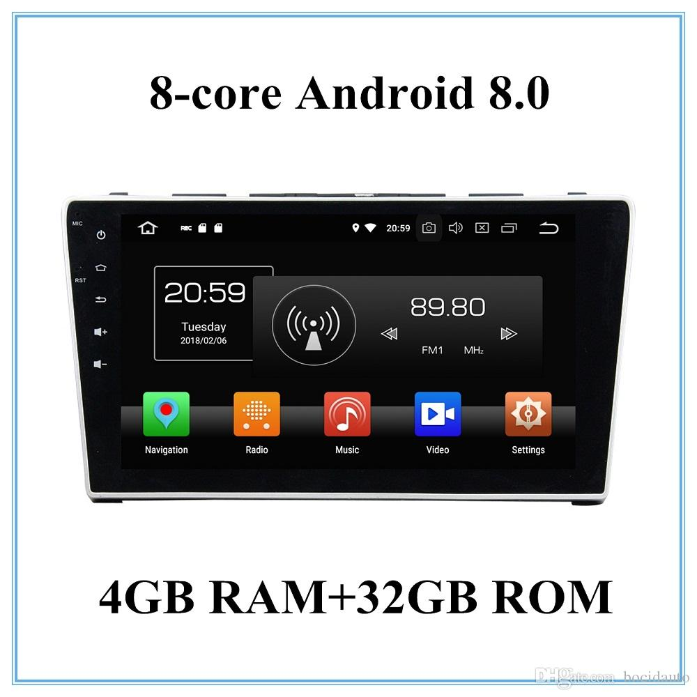 Android 8.0 Car Audio Car dvd Player for Honda CR V CRV 2006 2007 2008 2009 2010 2011 Radio GPS Bluetooth WIFI USB DVR