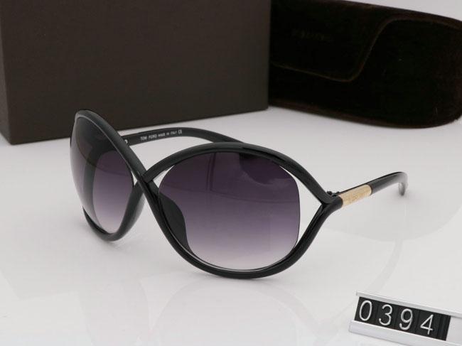 Güneş gözlüğü UV400 ford Lensler Trend Güneş TF0394 ile kutu DISCOUN ark Erkek Bayan Gözlük tom Designer 2019 Yeni Moda Büyük Güneş