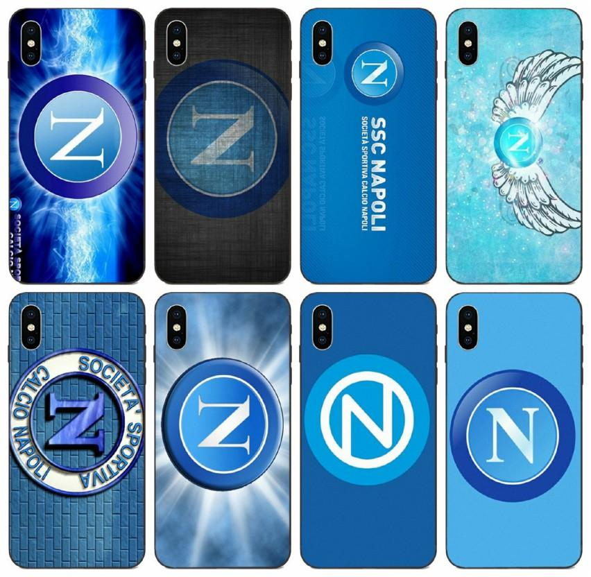 TongTrade Napoli Fc Team Logo Print Case For Apple IPhone 11 Pro ...
