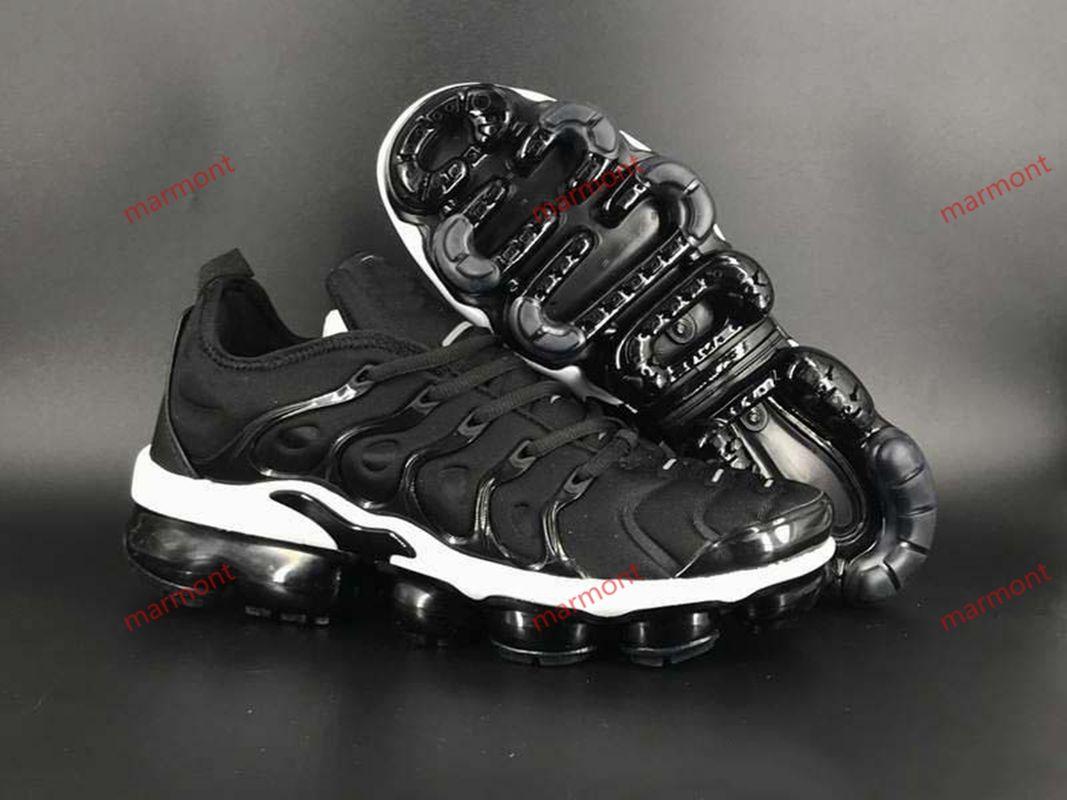 xshfbcl 2019 новый хорошая случайной обуви Радуга полный черный белый красный Т.Н. размер Мужчина Обувь кроссовки 36-45
