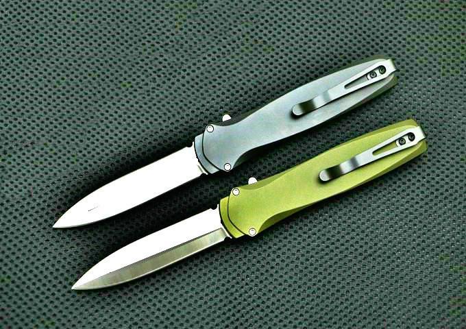 PROTECH oscuro del ángel D2 hoja de doble acción táctica defensa propia herramienta plegable del cuchillo del EDC del cuchillo que acampan cuchillos de caza 18259 Regalo de Navidad Adker