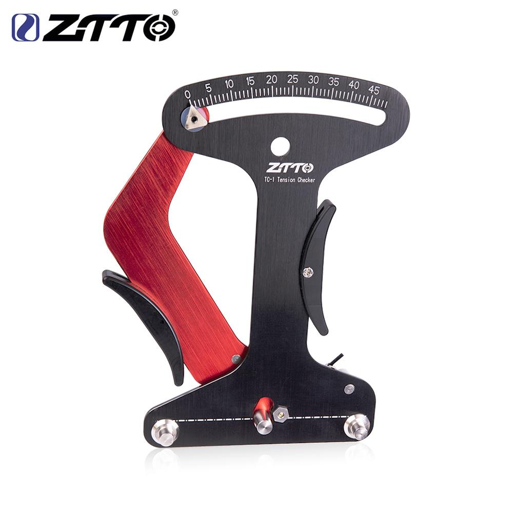 ZTTO Bicycle Tool Spoke Tension Meter Wheel Spokes Checker Reliable Indicator Accurate and Stable Compete With Blue Tool TM-1