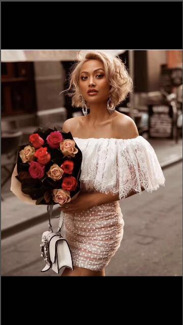 Lace Bandage Dress Top Quality Sexy Slash Neck Elegant Fashion Evening Party Dresses Bodycon
