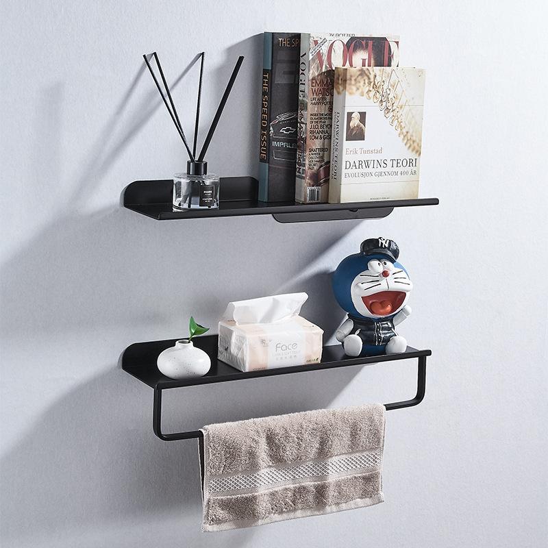 50 cm nicht perforiert Toilette Regal neues Bad Lagerregal mit Stangenwandaufhänger